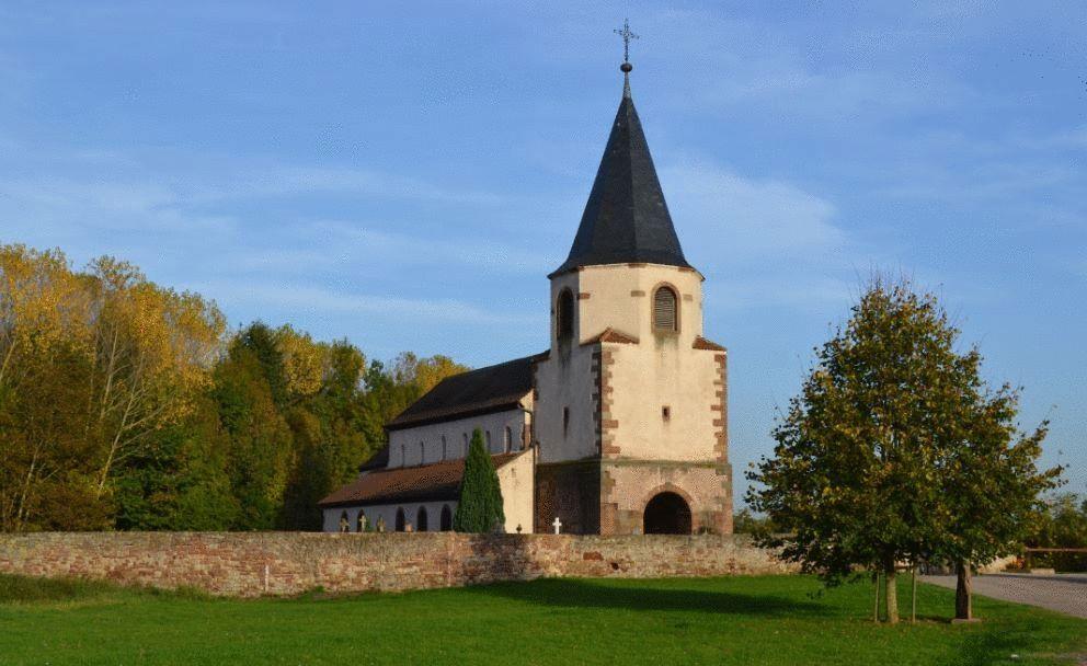 Borne De Recharge >> Le Dompeter à Avolsheim, commune du Bas-Rhin et de la ...