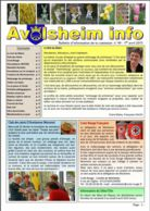 Bulletin Municipal n°49 Avril 2015