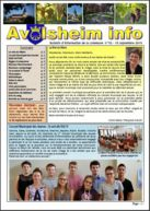 Bulletin Municipal n°52 Septembre 2015