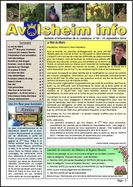 Bulletin Municipal n°59 Septembre 2016
